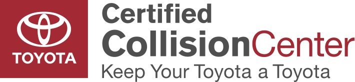 Great ToyotaCollisionCenterLogo Service Center