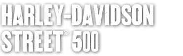 2016 Harley-Davidson Street® 500