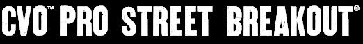Harley-Davidson CVO™ Pro Street Breakout®