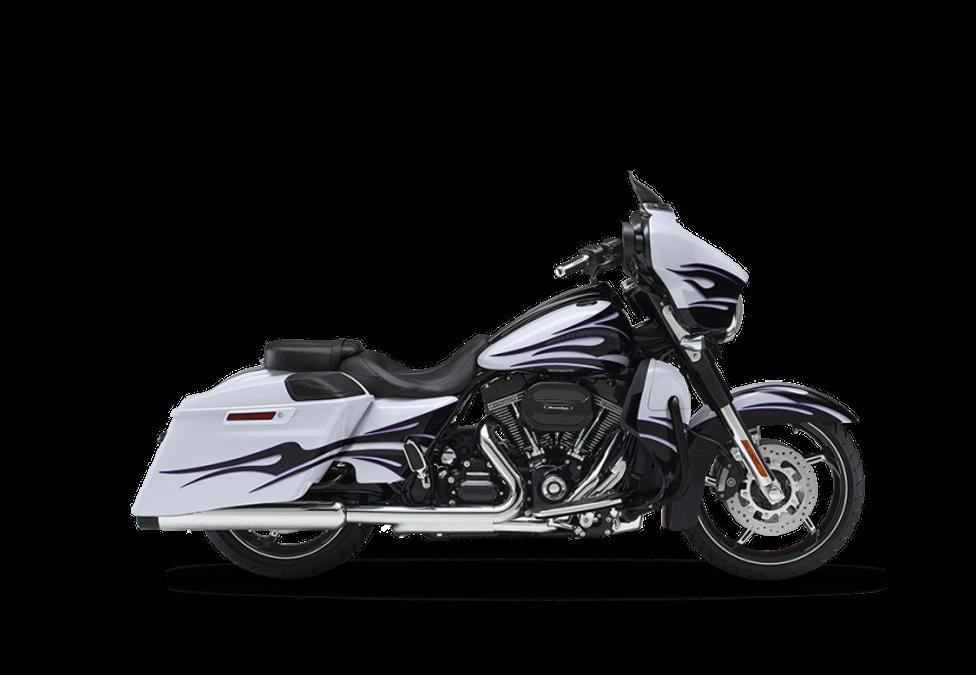 Street Glide Cvo Avalanche Harley Davidson
