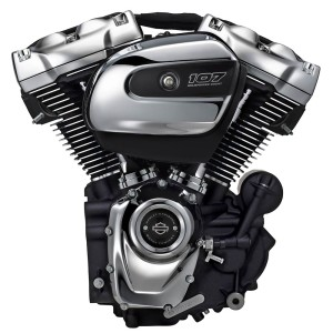 "H-D Announces 107ci and 114ci ""Milwaukee Eight"" Engine"