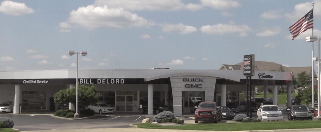 Bill DeLord Buick GMC Cadillac Dealer Serving Cincinnati OH Bill - Dealer buick