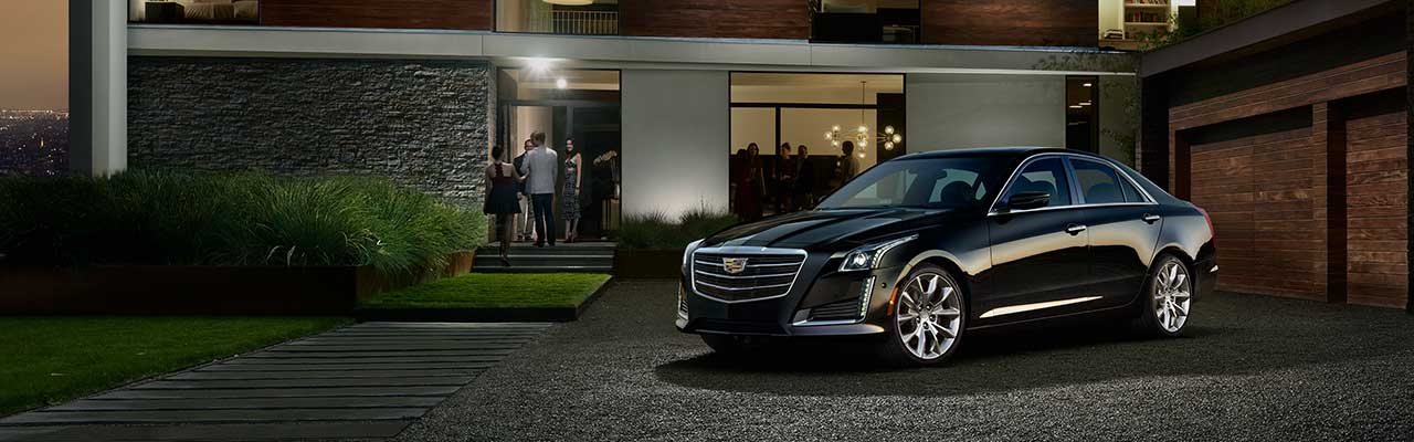 2016 Cadillac CTS now offers a 3.6L engine