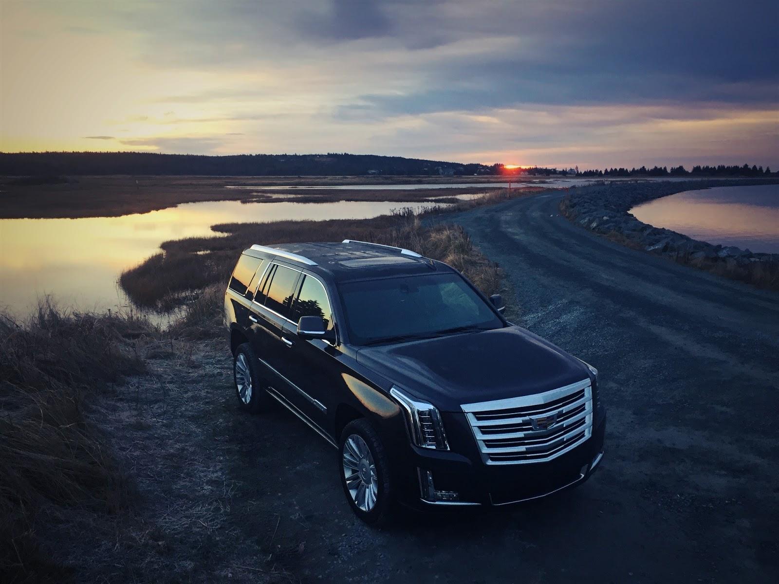 Gmc Terrain Lease >> 2016 Cadillac Escalade | Bill DeLord Buick GMC Cadillac