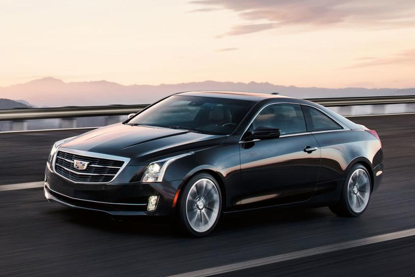 new 2016 cadillac ats bill delord buick gmc cadillac. Black Bedroom Furniture Sets. Home Design Ideas