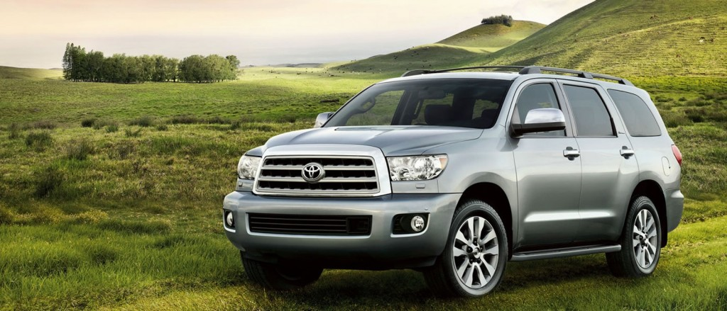 Toyota Sequoia Vs 4runner >> Choose Between The Sequoia And The 4runner Brent Brown Toyota