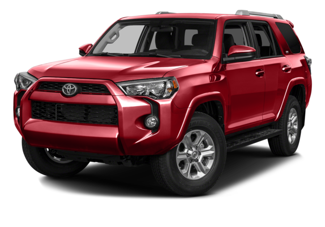 Learn About The Toyota Suv Lineup Brent Brown Toyota
