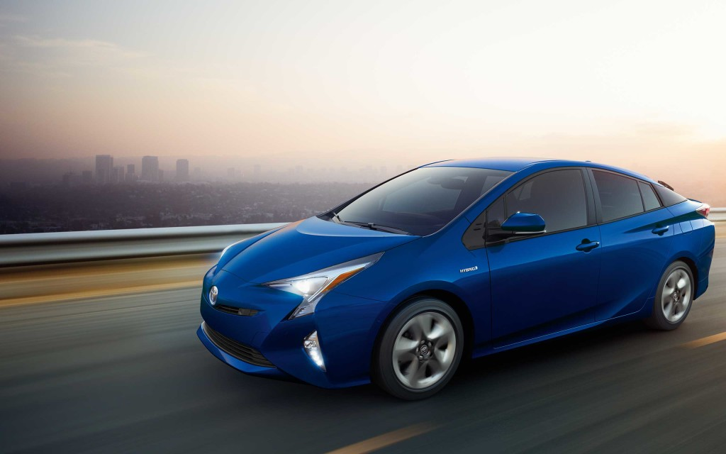 2016 Toyota performance