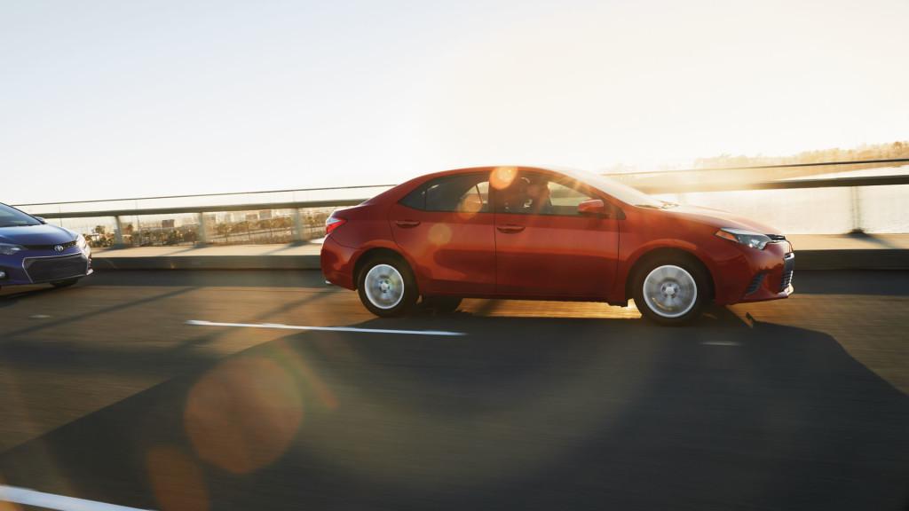 2016 Toyota Corolla Power