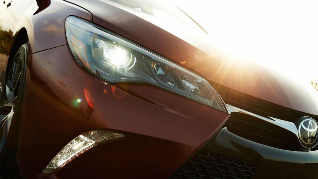 2016 Toyota Camry safety