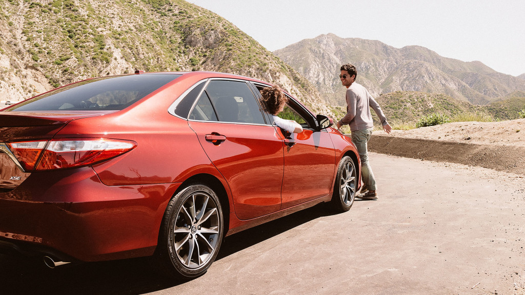 2017 Toyota Camry Features | Brent Brown Toyota Orem, UT
