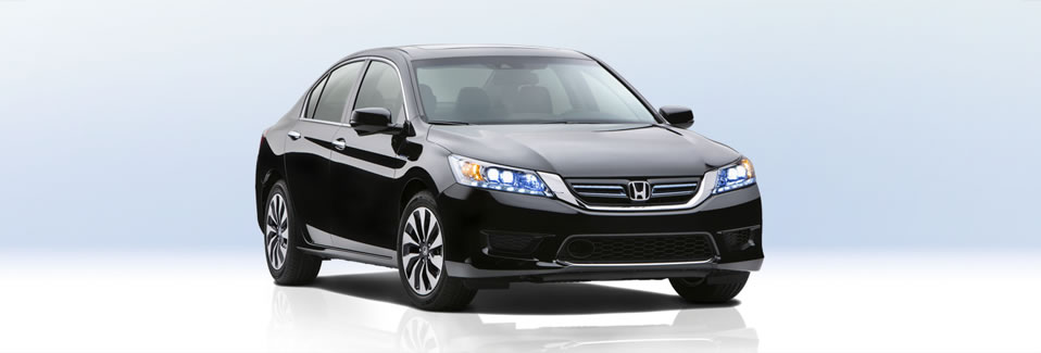 Used Accord Hybrid