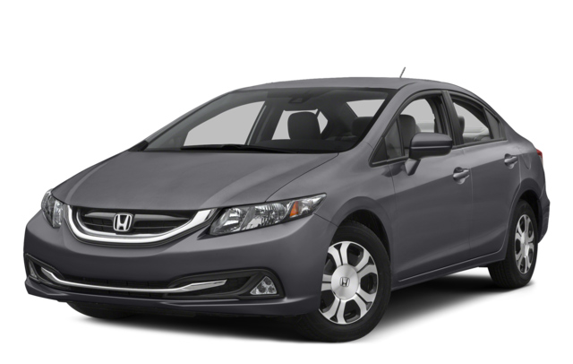 2015 Civic Hybrid