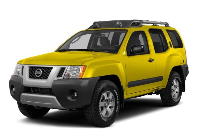 2015 Nissan Xterra Front
