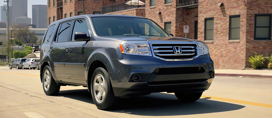 Find Used Honda Pilots At Brilliance Honda, In Schaumburg