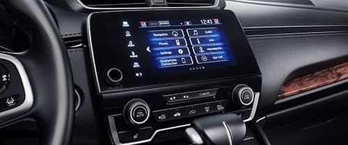 Honda CR-V Display Screen