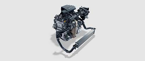 Honda CR-V Turbo Engine