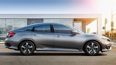 Exceptional 2016 Honda Civic Sedan