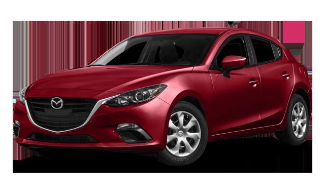 2016 Mazda3 5door