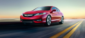 2016 Honda Accord Coupe red
