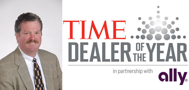Time Dealer of the Year Banner