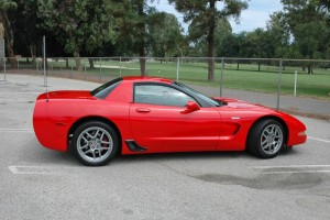 2002 Chevy Corvette