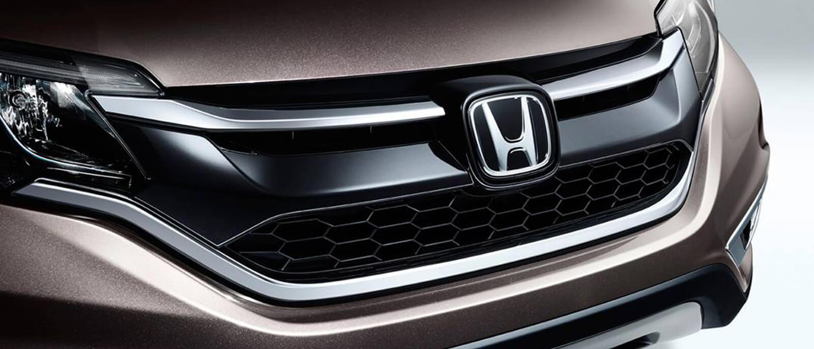2017 Honda CR-V front