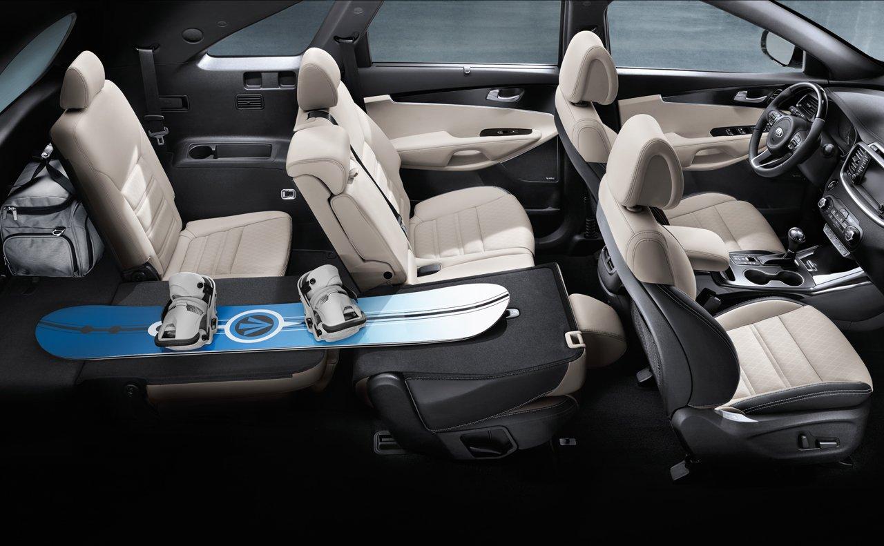 2017 Kia Sorento comfort