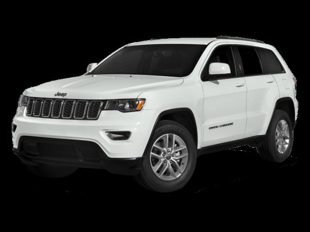 white 2017 Jeep Grand Cherokee
