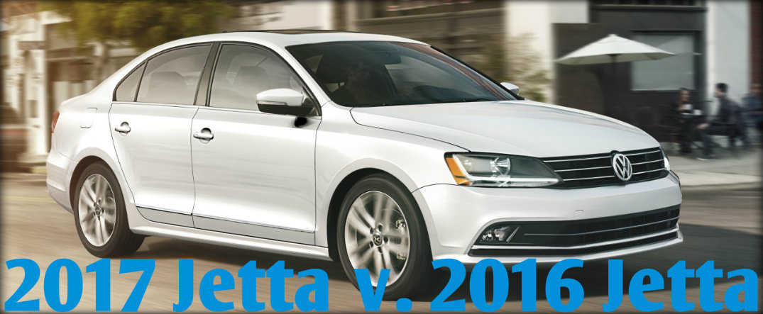 Differences between the 2017 and 2016 Jetta - Commonwealth Volkswagen