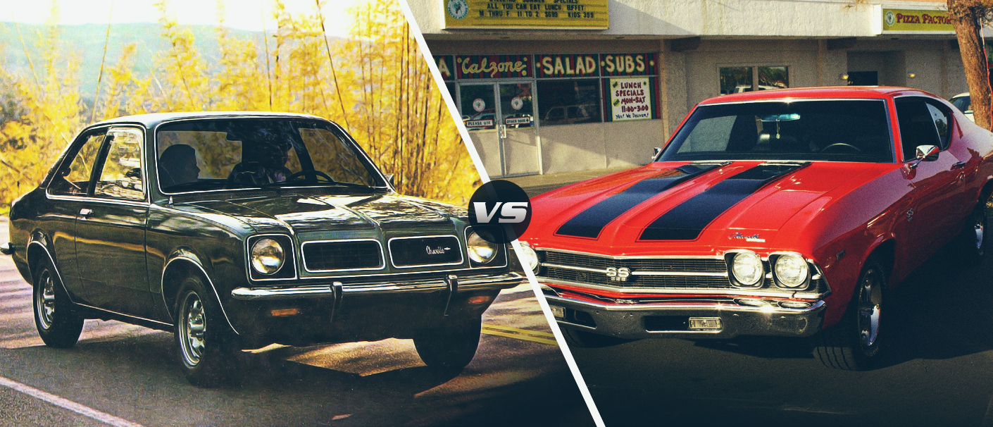 Classic Chevy Cars: Chevelle and Chevette