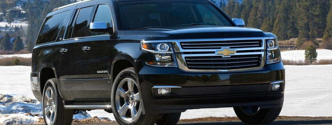 2015 Chevy Suburban vs. 2015 Cadillac Escalade