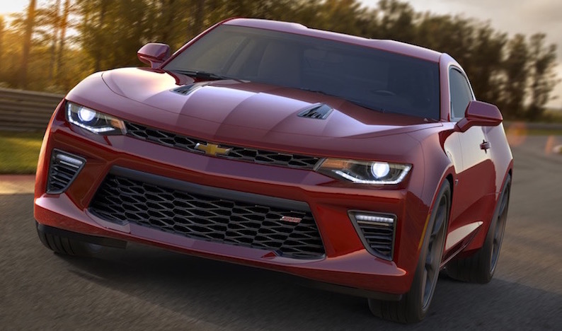 2016 Chevy Camaro Fun Facts Dan Cummins