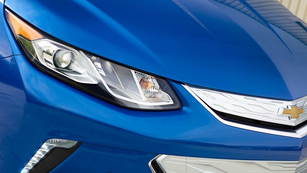 2016 Chevy Volt Front