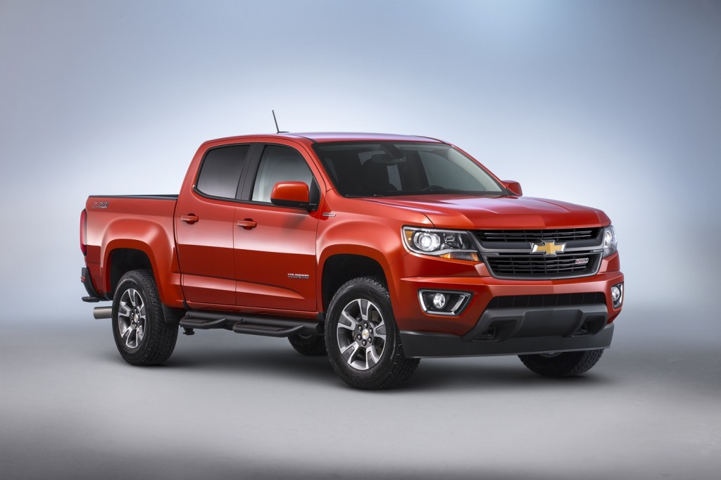 Chevys Colorado Diesel Most Fuel Efficient In Its Class