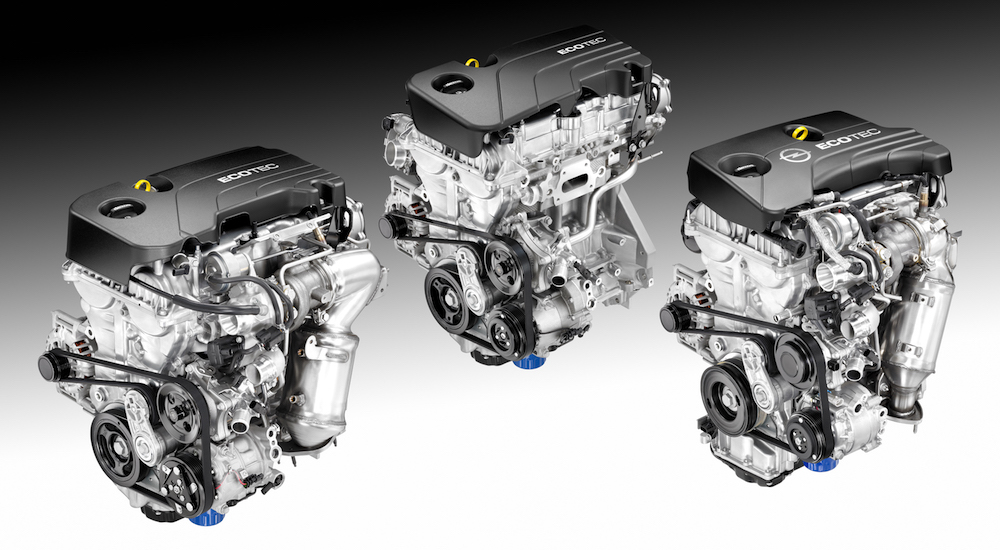 GM EcoTec Engines
