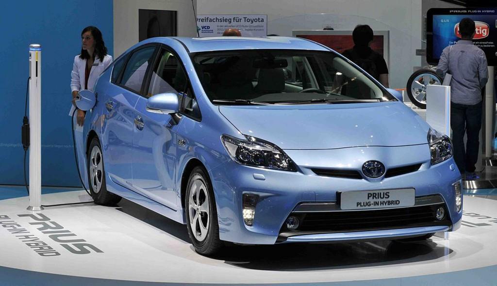Plugin Hybrid Prius