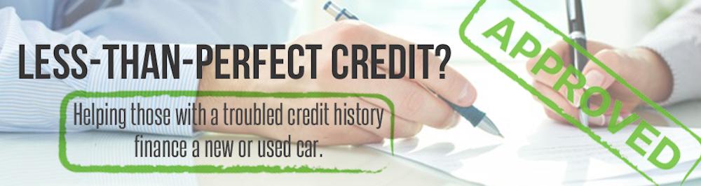 Bad Credit Auto Financing Options