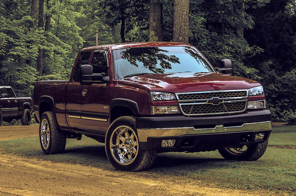 2005 Chevrolet Silverado 2500hd Featured Image