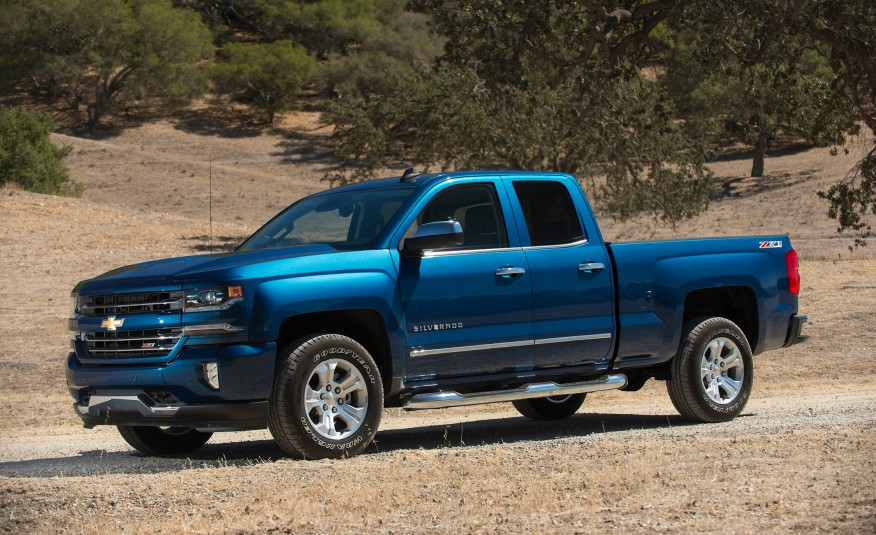 Conquer The Elements In Chevy S New Silverado