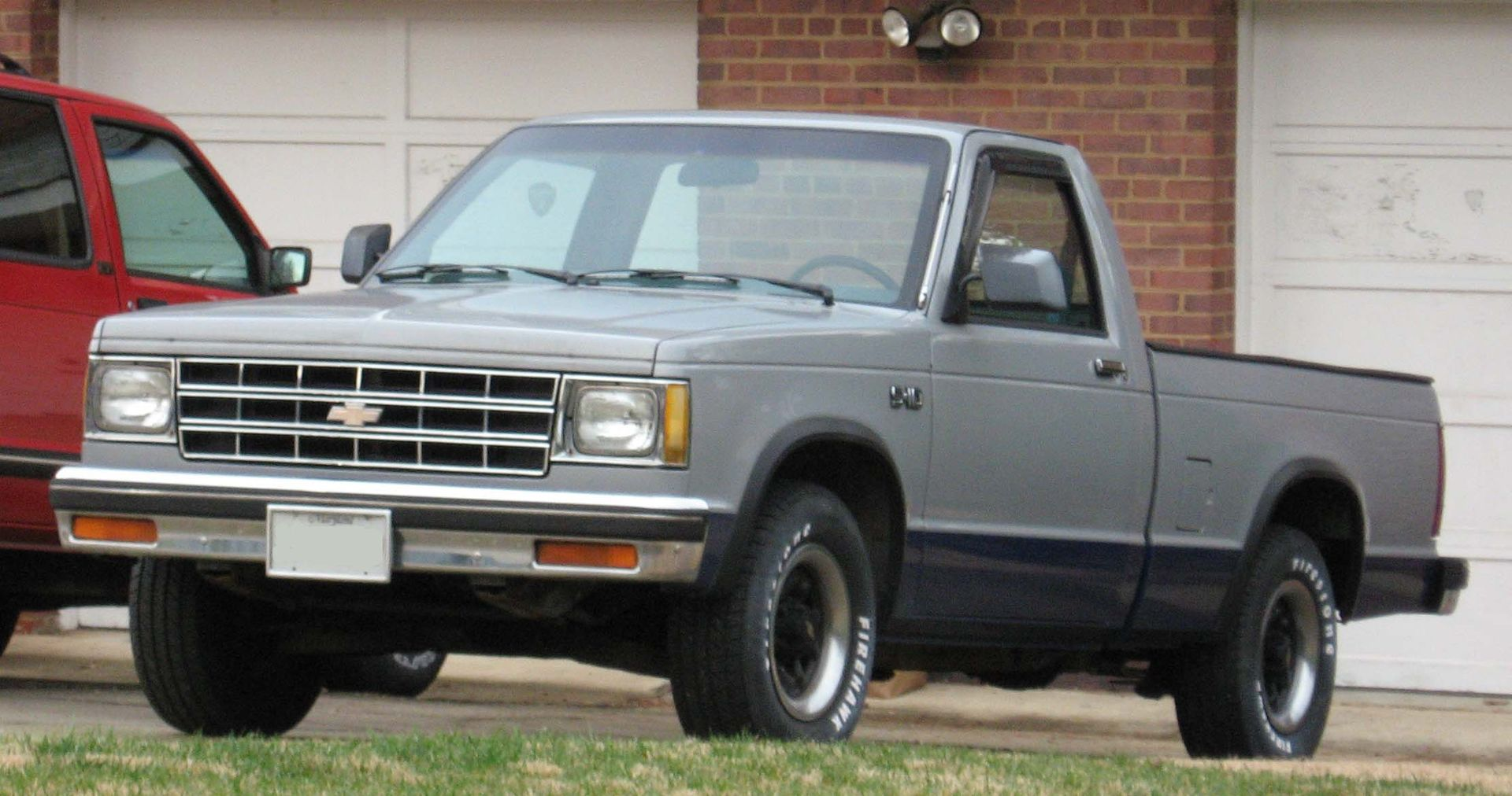 1st-Chevrolet-S10 Cool Review About Chevy S10 tow Capacity with Breathtaking Gallery Cars Review