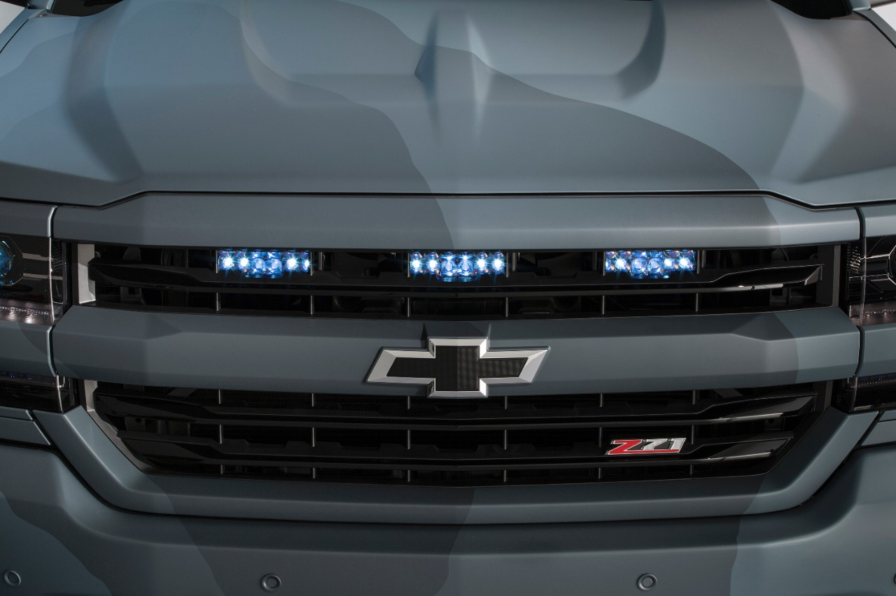 Chevrolet Special Edition Trucks >> The Most Exciting Special Edition Chevy Pickups For 2016