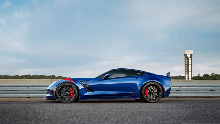 2017 Corvette Trim Levels