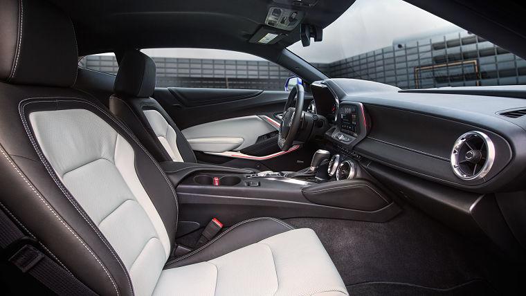 2017 Camaro interior