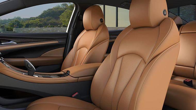 2017 Corvette interior
