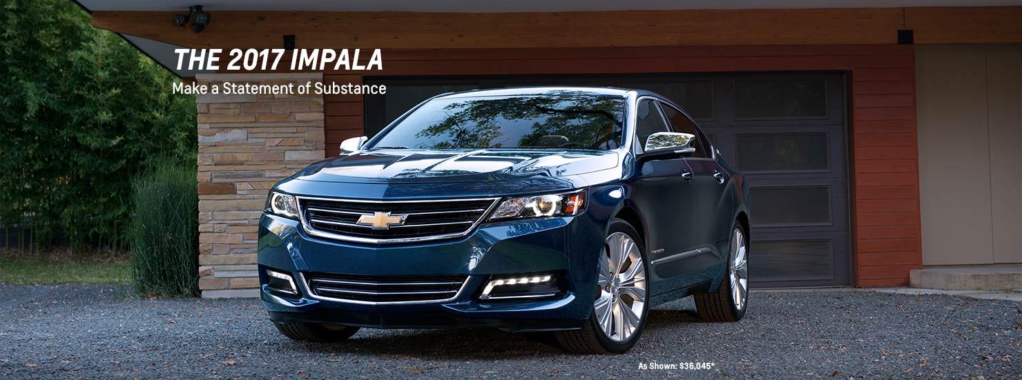 2017 Chevrolet Impala Garber