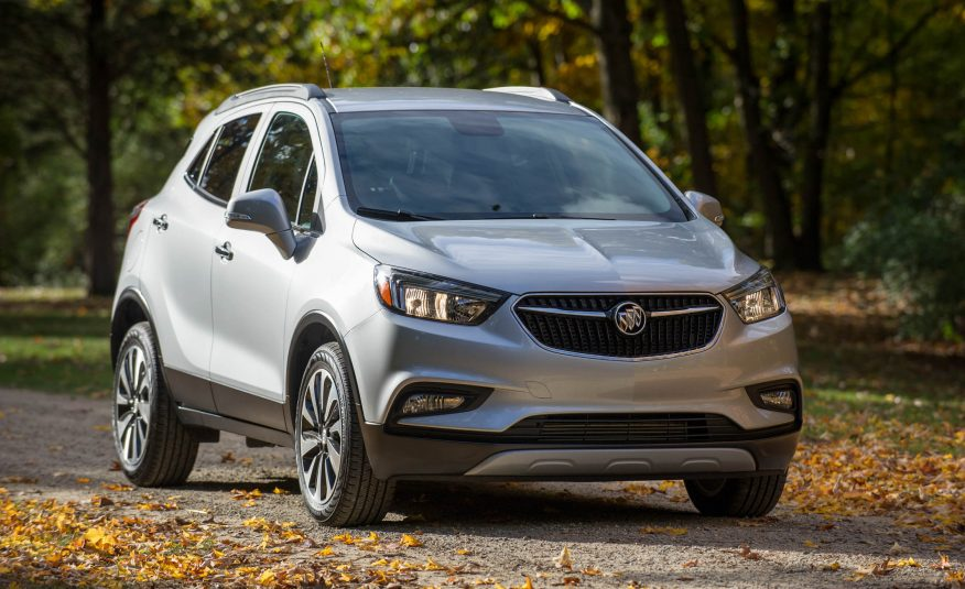 2017-Buick-Encore-front Garber