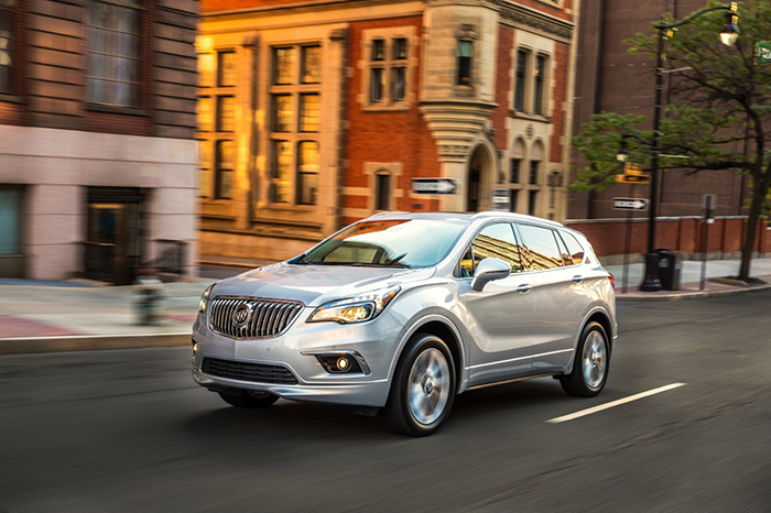 Garber Buick Envision