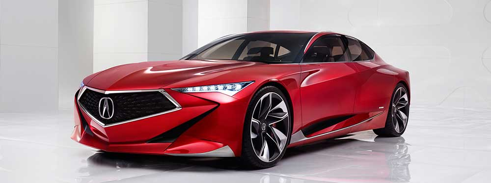 Acura Precision Concept Car