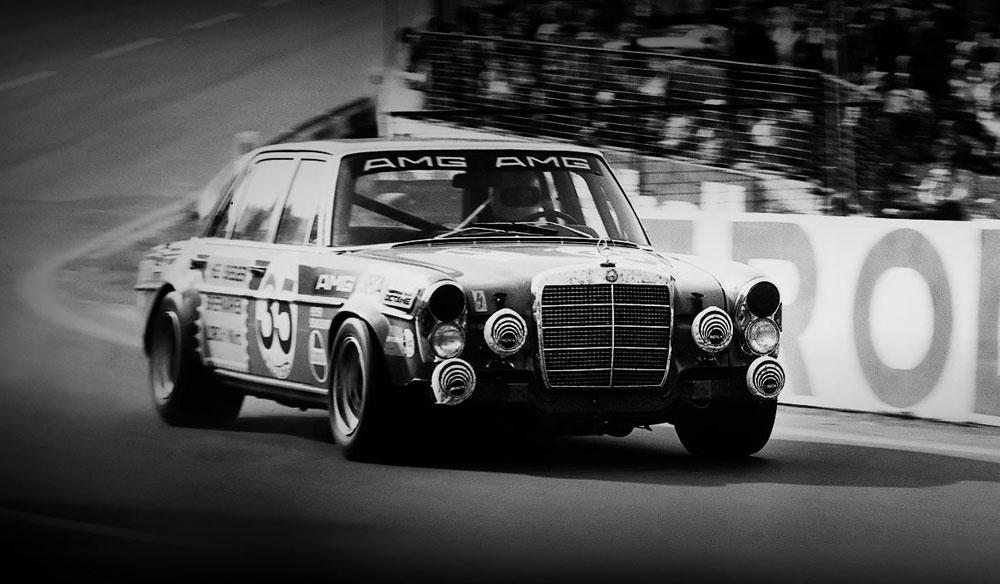 AMG Racing History